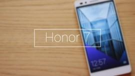 Recensione Honor 7
