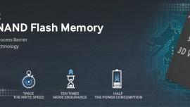 Samsung, in arrivo il primo chip di memoria flash a 256 GB: ecco lo storage del futuro