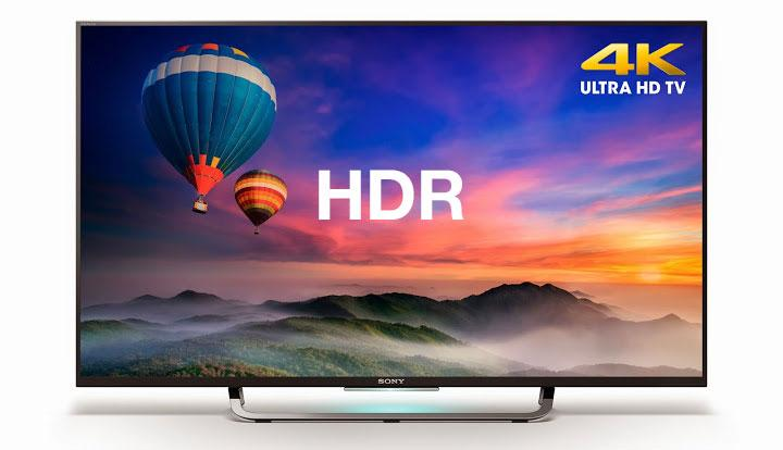 Sony HDR TV