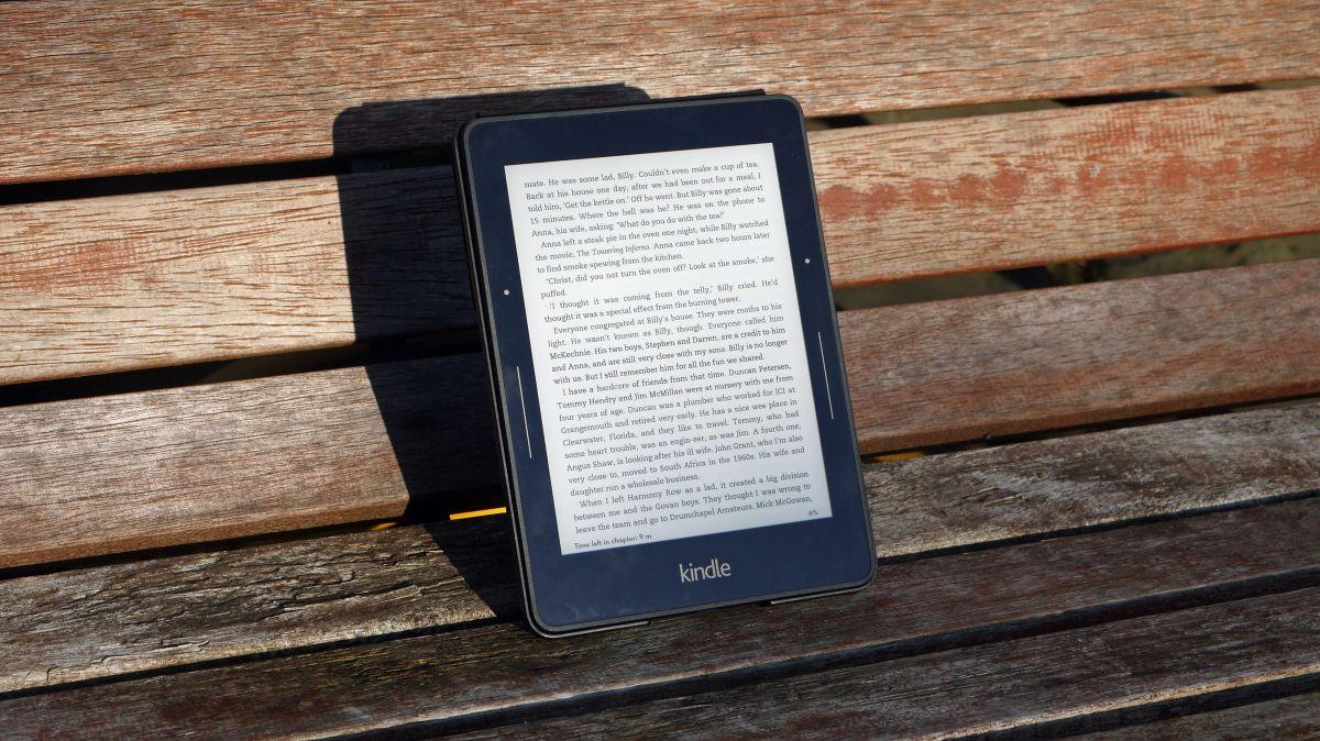 Amazon Kindle aggiornamento urgente