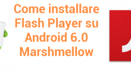 Flash Player Android 6.0