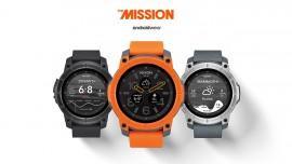 Nixon Mission, smartwatch Android del futuro: tante funzioni e resistenza garantita