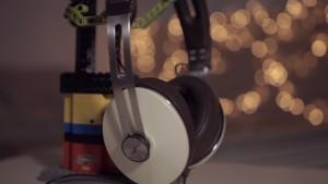 cuffie Sennheiser Momentum On-Ear padiglioni
