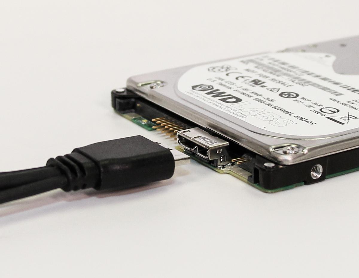 Western digital pidrive primo hard disk creato per - Hard disk esterno non letto ...