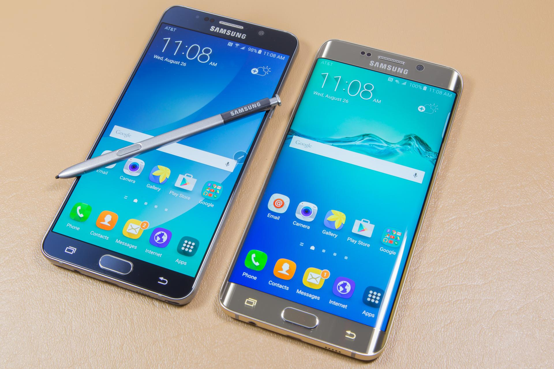 Galaxy Note 6 rumors