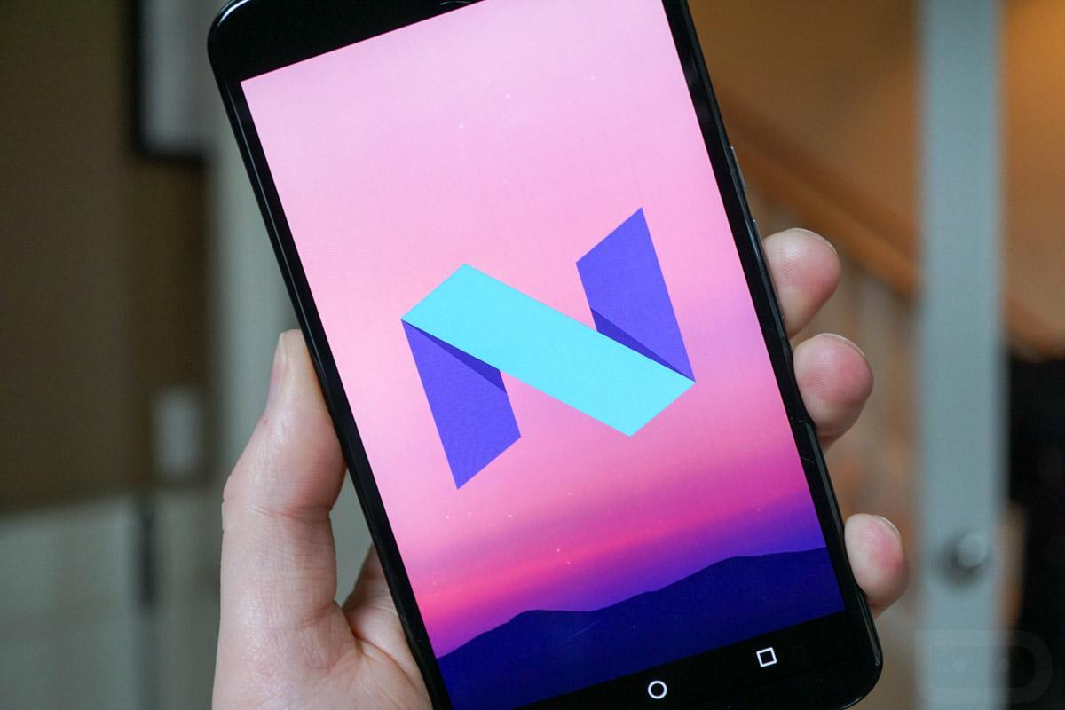 Android N velocità aggiornamenti