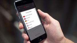 Opera VPN per Apple iOS