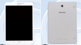 Samsung Galaxy Tab S3 8.0, un nuovo tablet con Android Marshmallow in arrivo