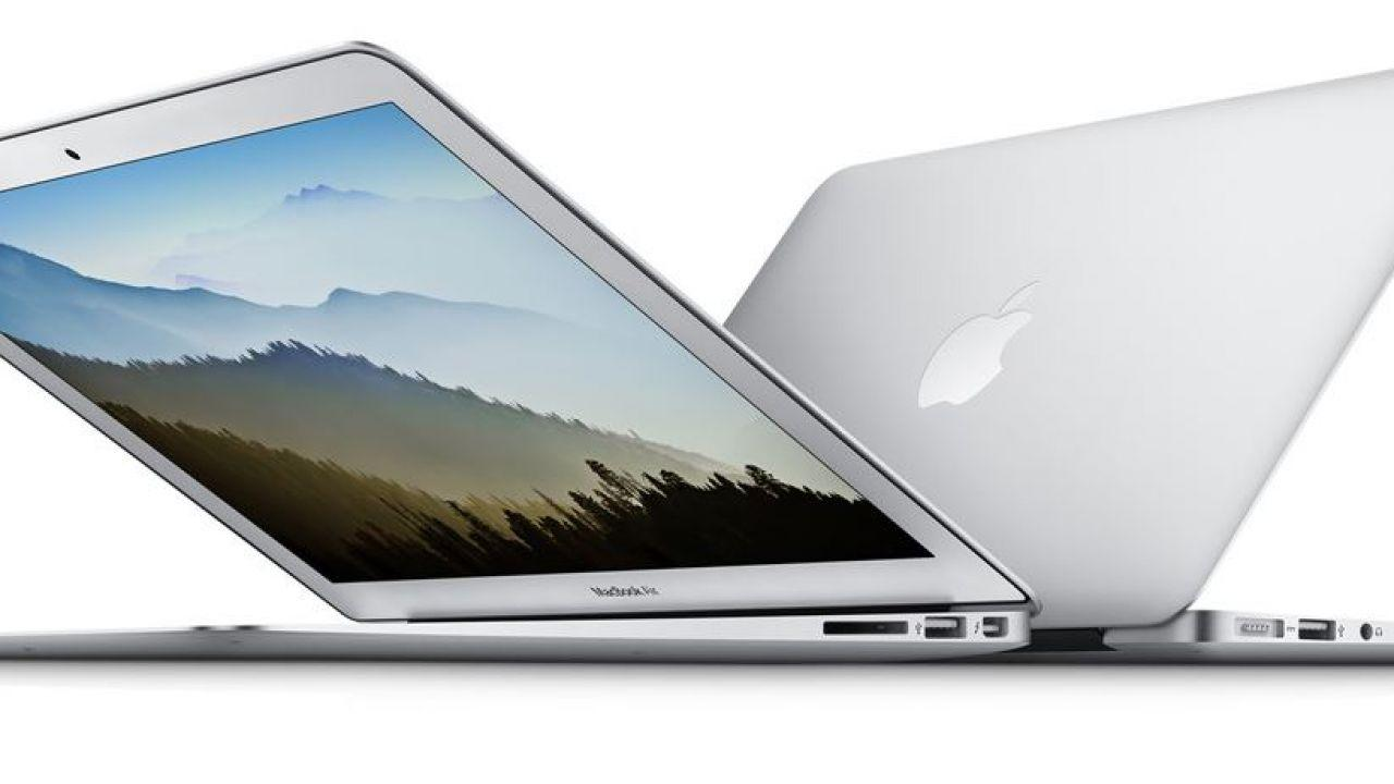 Apple Macbook Air WWDC 2016