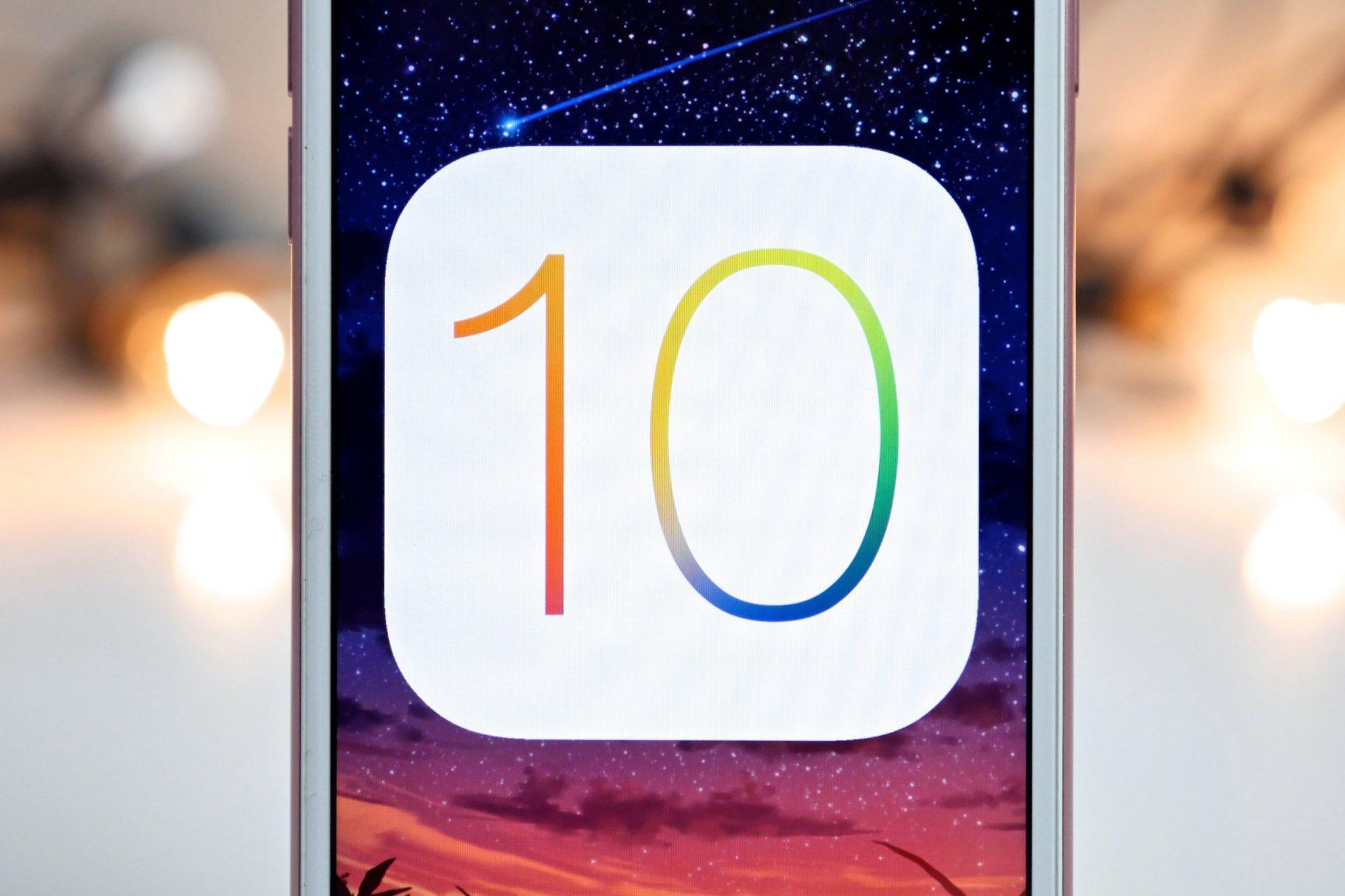 Apple iOS10