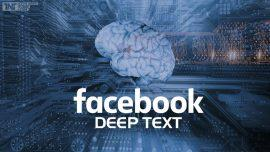 Facebook DeepText: un'intelligenza artificiale in grado di comprendere gli utenti