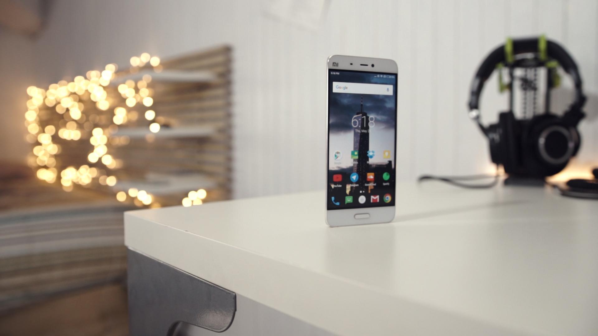 Recensione Xiaomi mi5 display