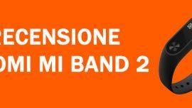 I 5 motivi per scegliere Xiaomi Mi Band 2