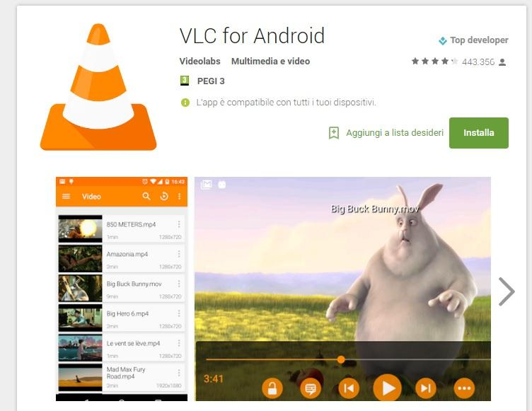 VLC Android 2.0