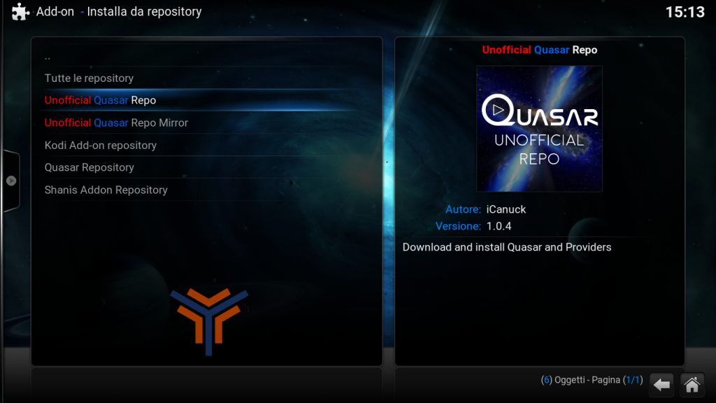 quasar repo