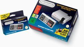Nintendo Classic Mini: ritorna la storica console NES che ha fatto sognare tanti giocatori
