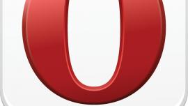 Opera Mini 18