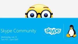 Skype for Linux Alpha, arriva il nuovo messenger di Microsoft