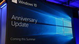 Windows 10 Anniversary Update sbarca su smartphone: tutte le news