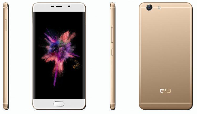 Elephone R9: nuovo esclusivo smartphone Android in metallo e vetro zaffiro