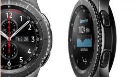 Samsung Gear S3 smartwatch, presentazione in grande stile all'IFA 2016