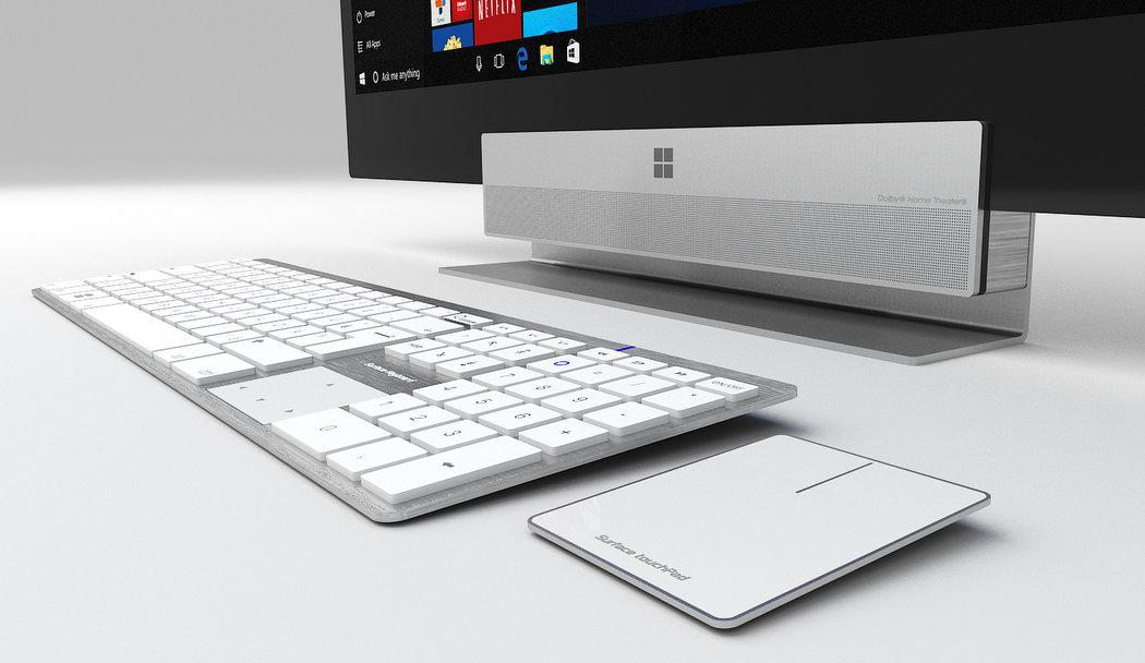 Microsoft Surface AIO