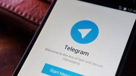 Telegram aggiornamento
