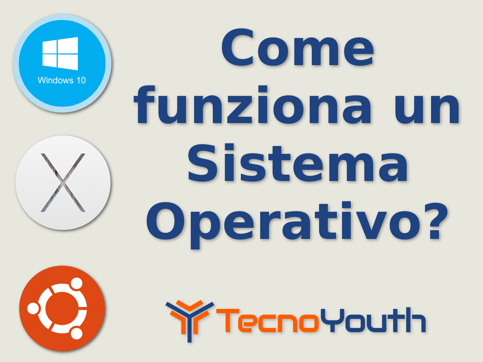 Come cambiare sistema operativo | Salvatore Aranzulla