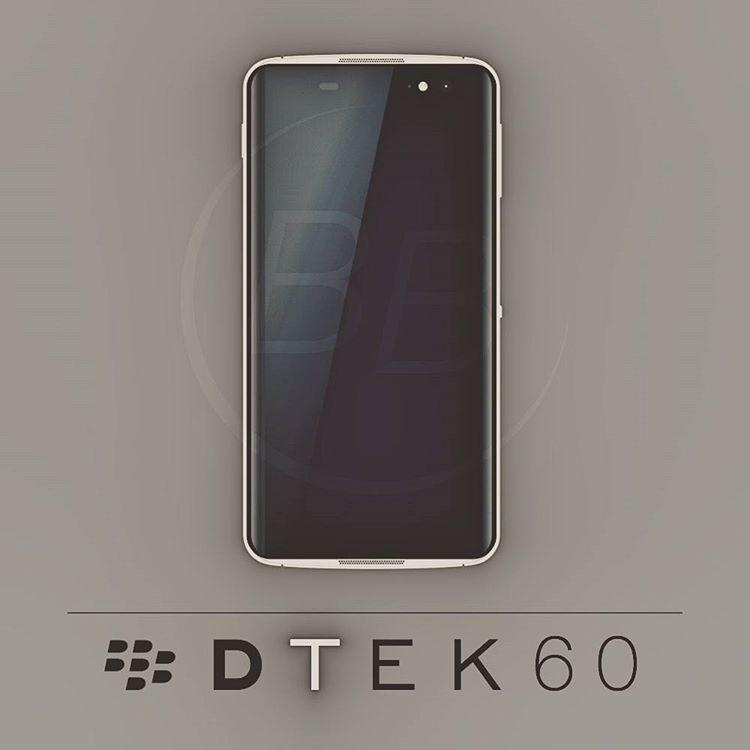 Blackberry DTEK60, svelate le specifiche tecniche dell'ultimo smartphone Android