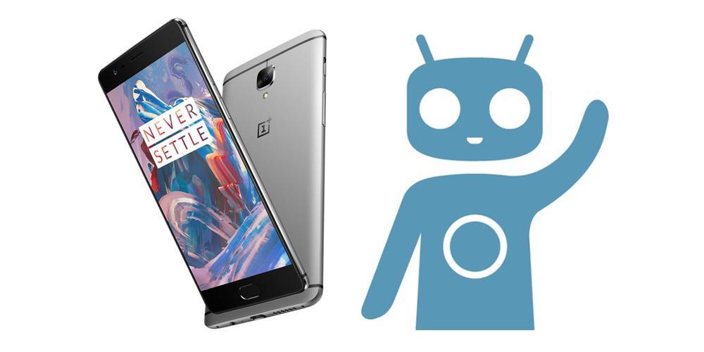 CyanogenMod 14.1 OnePlus 3