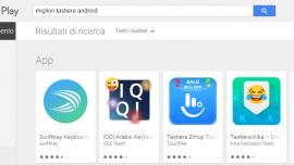 Migliori tastiere Android: la lista definitiva [DOWNLOAD]