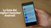 migliori launcher android