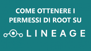 Root LineageOS