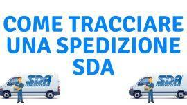 Come tracciare il tuo pacco con il corriere SDA