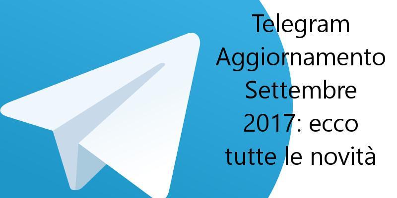 Telegram migliora la gestione delle risposte e delle menzioni