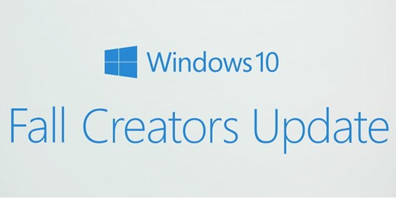 Arriva Windows 10 Fall Creators Update