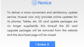 download firmware huawei manuale