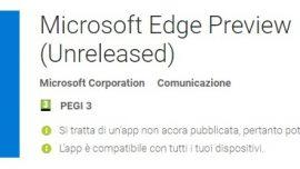 Microsoft Edge sbarca su Android: tutte le novità per il browser mobile