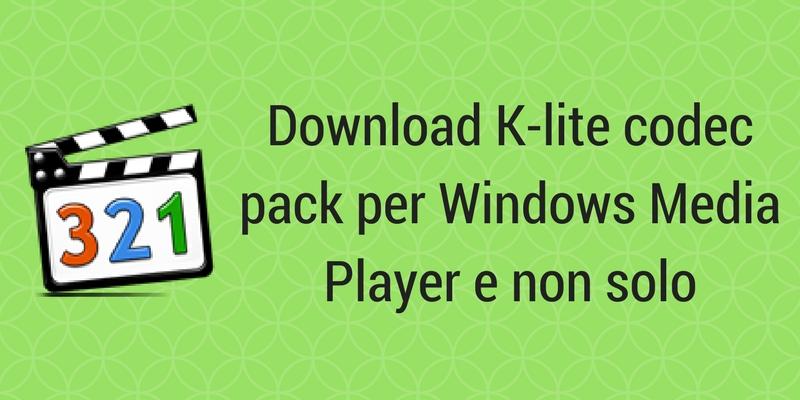 K-LITE GRATUIT 9.3.0 FULL TÉLÉCHARGER PACK CODEC