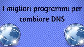 Programmi per DNS