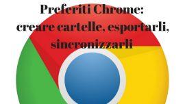 Preferiti Chrome
