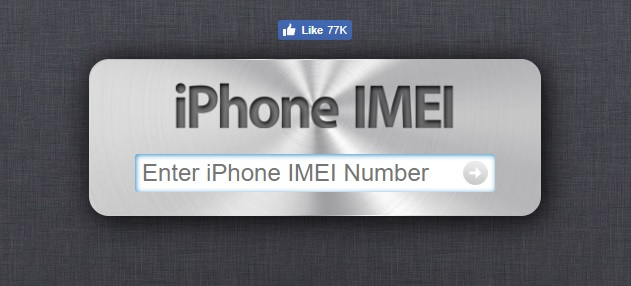 iPhone IMEI come controllare