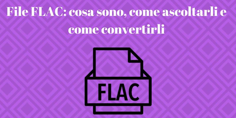 File FLAC