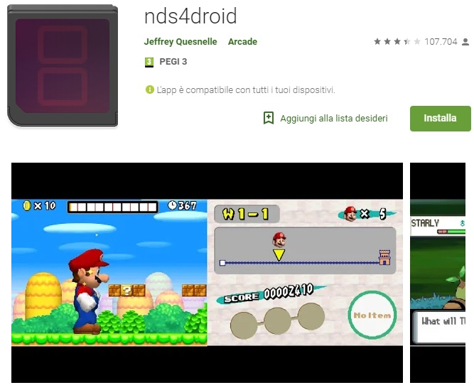 nds4droid Android